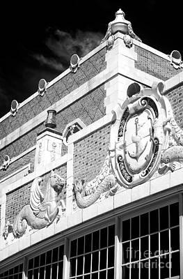 Photograph - Facade Angles by John Rizzuto