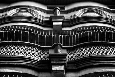 Photograph - Facade by Michael Arend