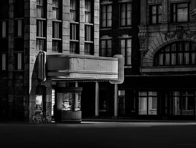 Photograph - Facades Fade by Denise Dube