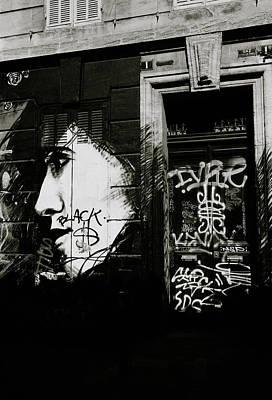 Photograph - Face In The Ghetto by Shaun Higson