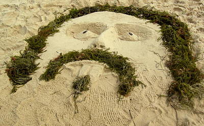 Face In The Sand Original