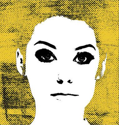 Photograph - Face Me 1 by Thomas Leparskas