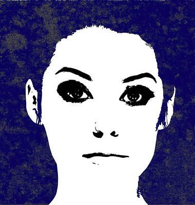 Photograph - Face Me 3 by Thomas Leparskas