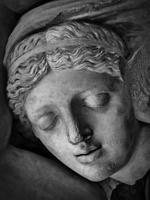 Photograph - Face Of Ariadne by Patricia Strand