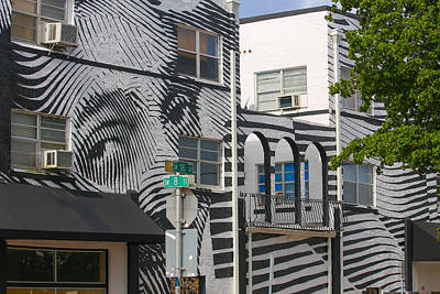 Photograph - Face On House by Dart and Suze Humeston