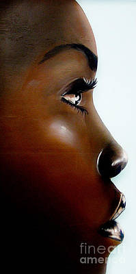 Painting - Face To Face by Addonis Parker
