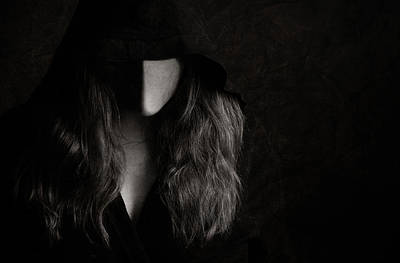 Photograph - Faceless by Yvette Van Teeffelen