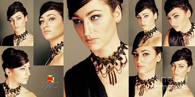 Photograph - Faces by Afrodita Ellerman