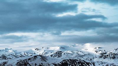 Photograph - Facing Eyafjallajokull by Benjamin Wiedmann