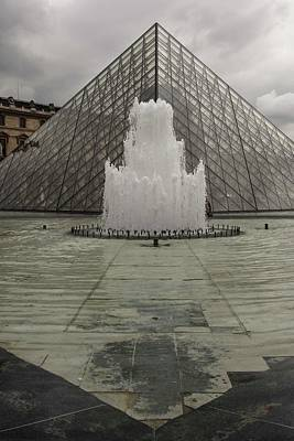 Photograph - Facing The Pyramid - 2 by Hany J