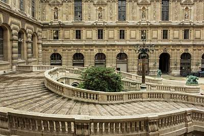 Photograph - Facing The Royal Courtyard by Hany J