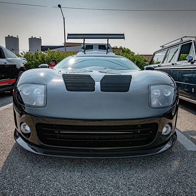 Photograph - Factory Five Gtm by Randy Scherkenbach