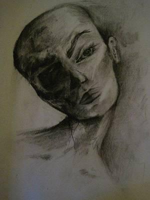 Fading Drawing - Fade by Ani Koch