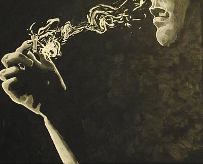 Fade Into Darkness Original by Pedro Lozano