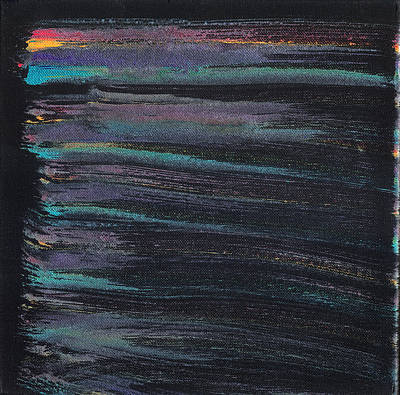 Painting - Fade To Black by Phil Strang