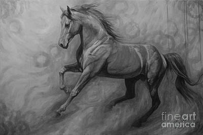 Fade To Grey Original by Silvana Gabudean Dobre