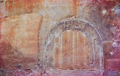 Photograph - Faded Arch by JAMART Photography