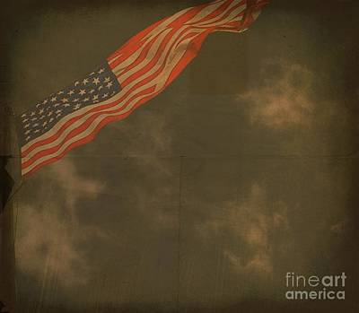 Photograph - Faded Glory II by Louise Fahy
