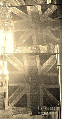 Photograph - Faded Glory by Richard Brookes