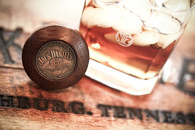 Tennesee Photograph - Faded Whiskey by Pixel Perfect by Michael Moore