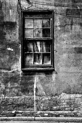 Photograph - Faded With Time II B-w by Christopher Holmes