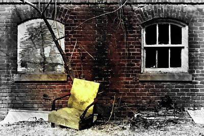 Photograph - Fading Away by Jessica Brawley