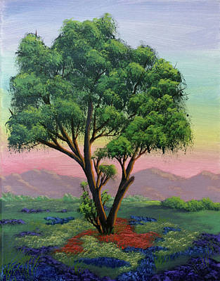 Painting - Fading Day by Dawn Blair