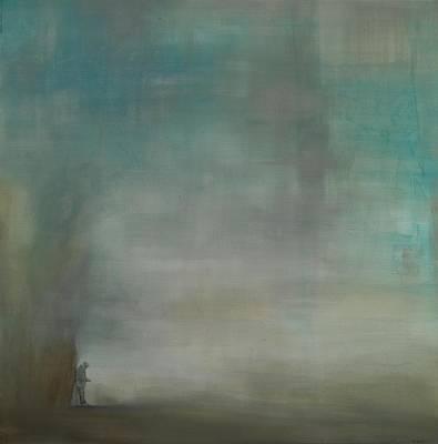 Fading Into Silence Original by Chrys Roboras