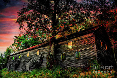 Photograph - Fading Memories by Rick Lipscomb