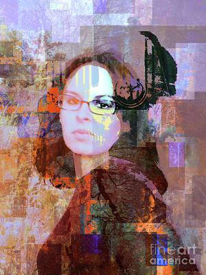 Fading Memory Art Print by Robert Ball