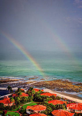 Photograph - Fading Rainbows by Bob Hislop