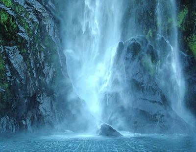 Photograph - Faerie Falls by Alex Lapidus