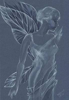 Faery Shadow Art Print