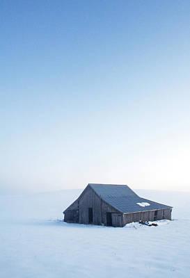 Photograph - Faint Fog by Doug Davidson