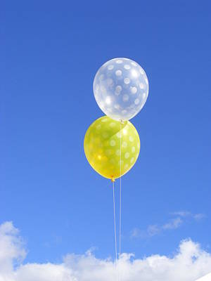 Photograph - Fair Balloons by Margie Avellino