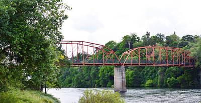 Photograph - Fair Oaks Bridge by Brent Dolliver