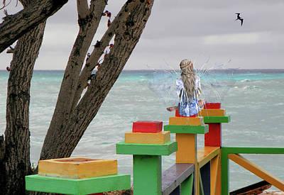 Mixed Media - Fairies Can Dream by Rosalie Scanlon