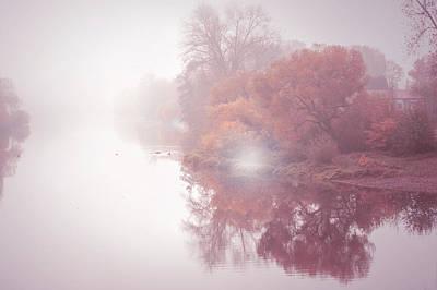 Photograph - Fairies In Fog by Jenny Rainbow