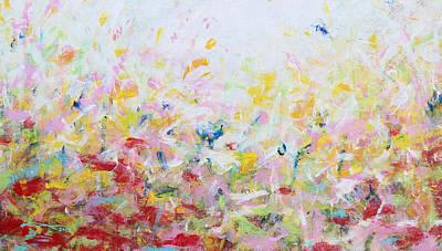 Painting - Fairies by Kume Bryant