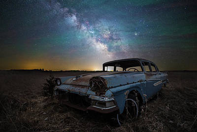 Photograph - Fairlane  by Aaron J Groen
