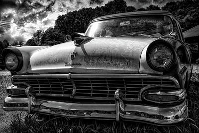 Photograph - Fairlane by Dennis Baswell