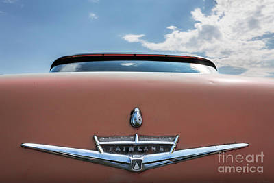 Photograph - Fairlane by Dennis Hedberg