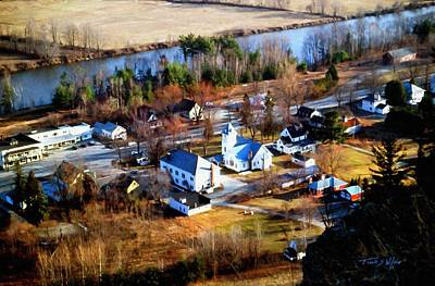 Photograph - Fairlee Vermont by Frank Wilson