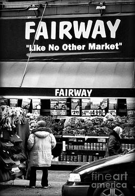 Photograph - Fairway And Babushka by Miriam Danar