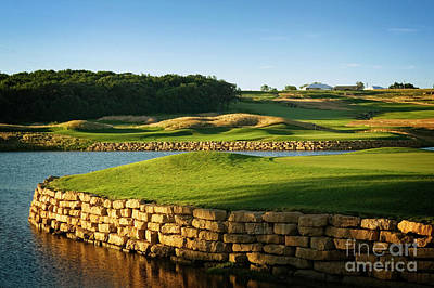 Photograph - Fairways And Greens by Scott Kemper