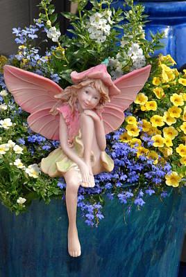 Fairy 86 Art Print by Joyce StJames