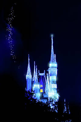 Disney Photograph - Fairy Dust by Mark Andrew Thomas