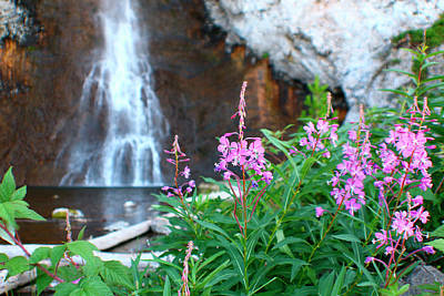 Photograph - Fairy Falls by Jon Emery