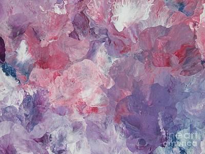 Painting - Fairy Garden by Corinne Elizabeth Cowherd