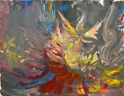 Painting - Fairy by Katerina Naumenko